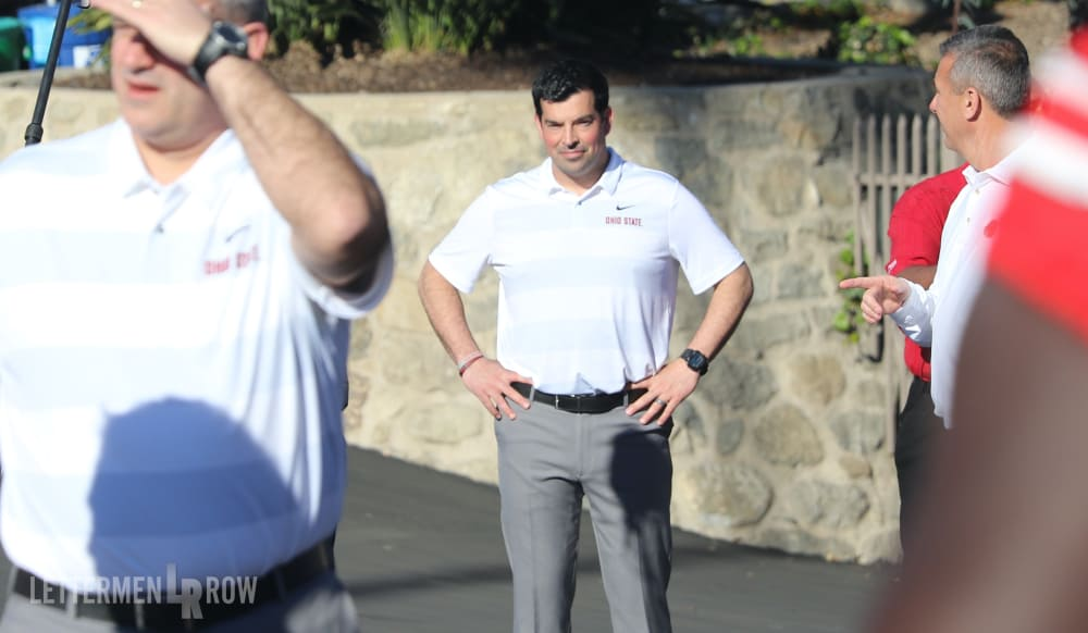 ryan day ohio state-ryan day buckeyes coach-ryan day football coach