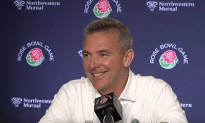 urban meyer-ohio state football-rose bowl