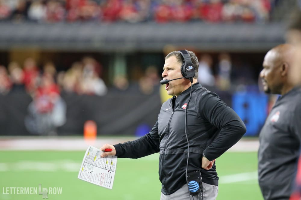 Greg Schiano-Ohio State-Buckeyes-Ohio State football
