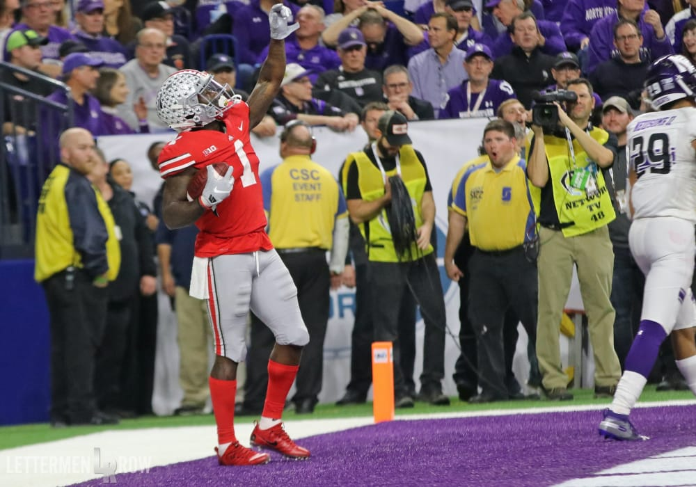 Johnnie Dixon-Ohio State-Buckeyes-Ohio State football