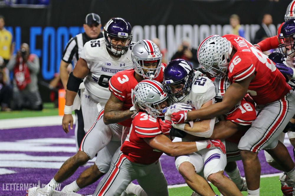 Ohio State-Buckeyes-Ohio State football-Ohio State defense