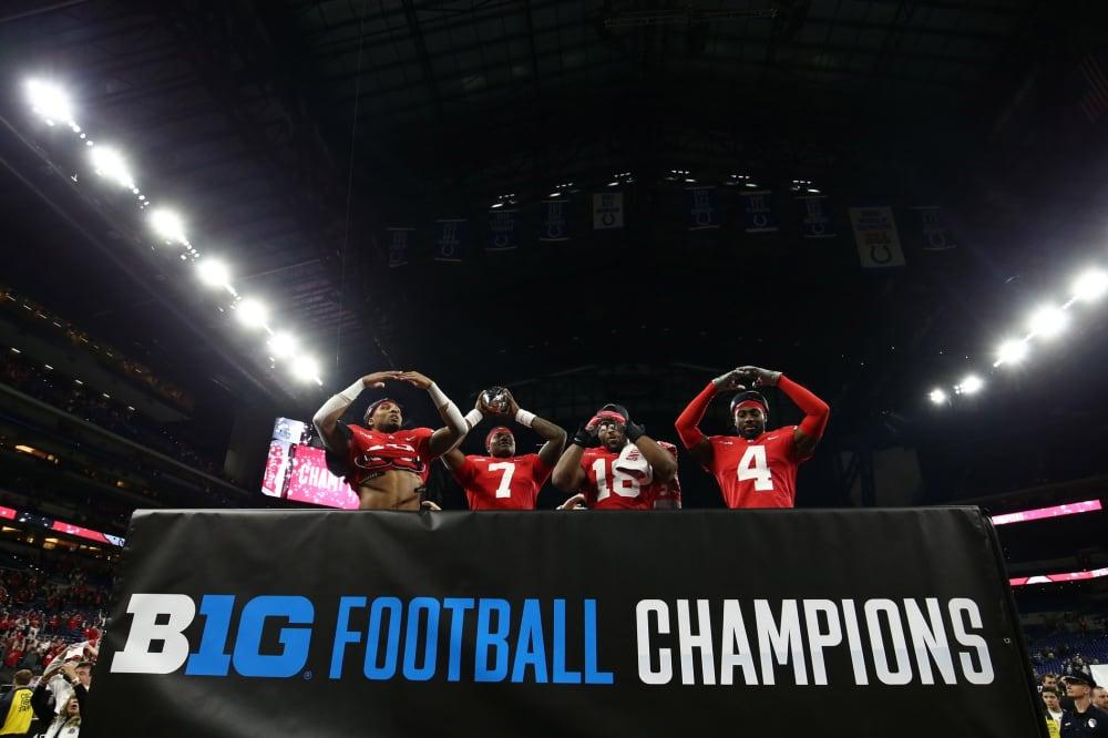 Ohio State-Big Ten-Buckeyes-Ohio State football