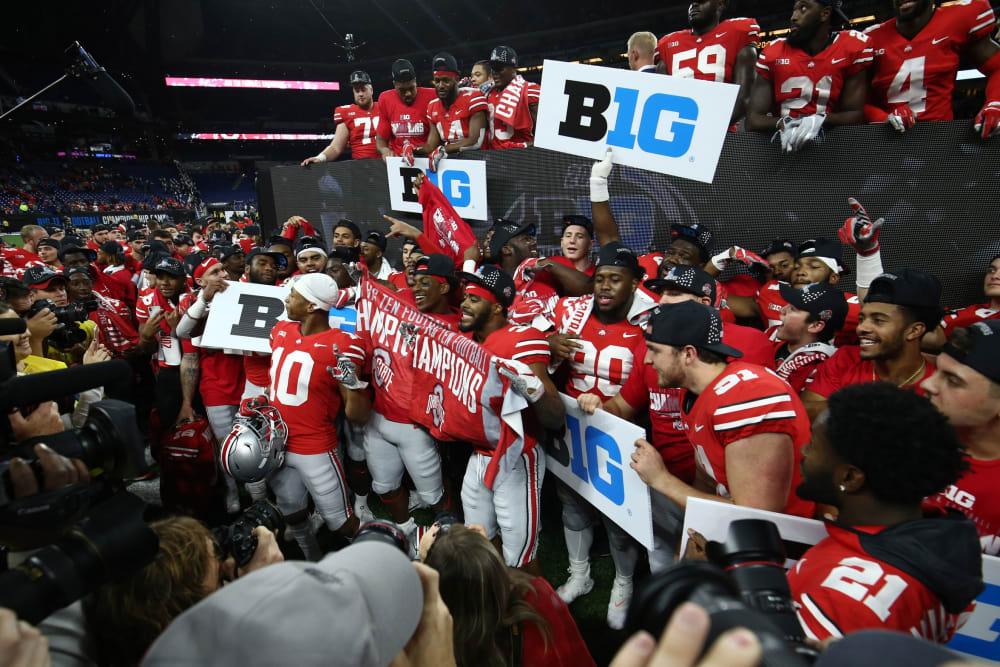 Ohio State-Buckeyes-Ohio State football-Big Ten