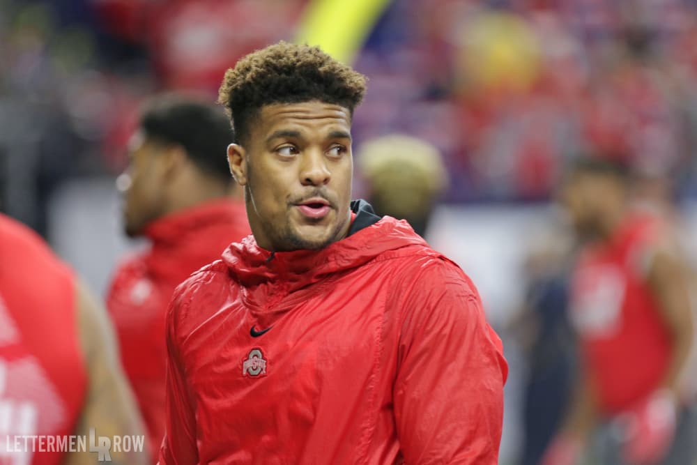 Dre'Mont Jones-Ohio State-Buckeyes-Ohio State football