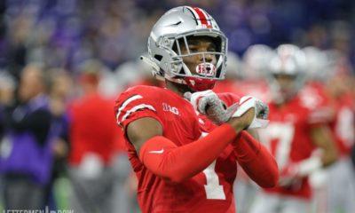 Jeffrey Okudah-Ohio State-Buckeyes-Ohio State football