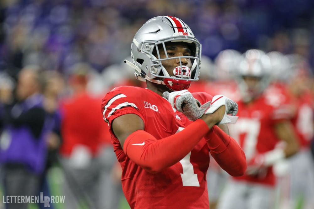 Jeffrey Okudah-Ohio State-Buckeyes-Ohio State football