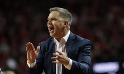 ohio state-chris holtmann-buckeyes