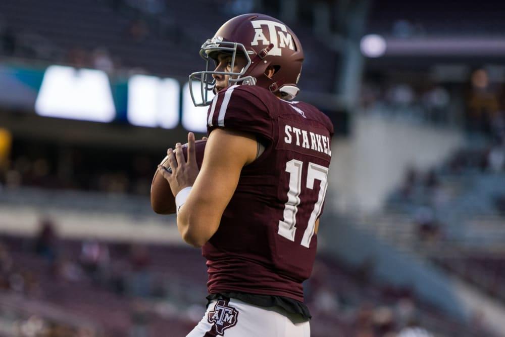 Nick Starkel-NCAA transfer portal-Texas A&M-Ohio State