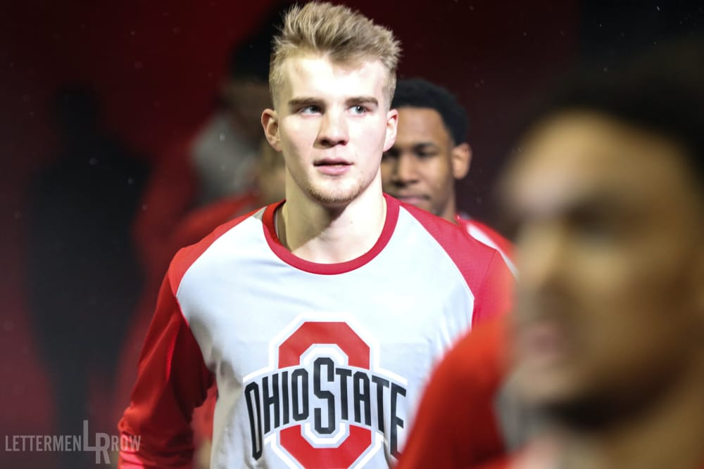justin ahrens ohio state-justin ahrens buckeyes