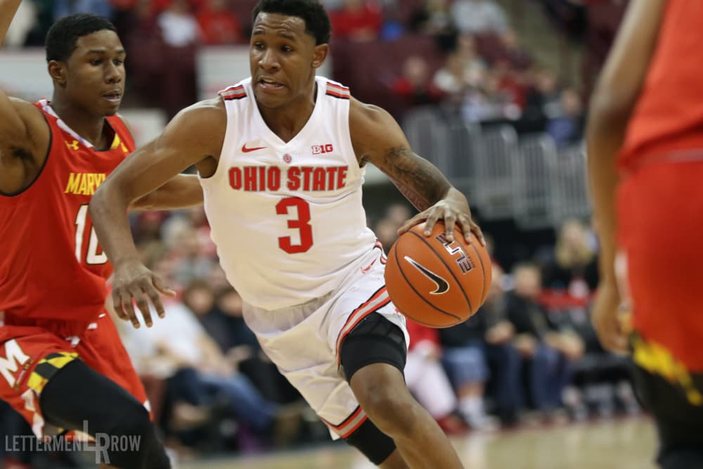 Ohio State-C.J. Jackson-Buckeyes-Ohio State basketball