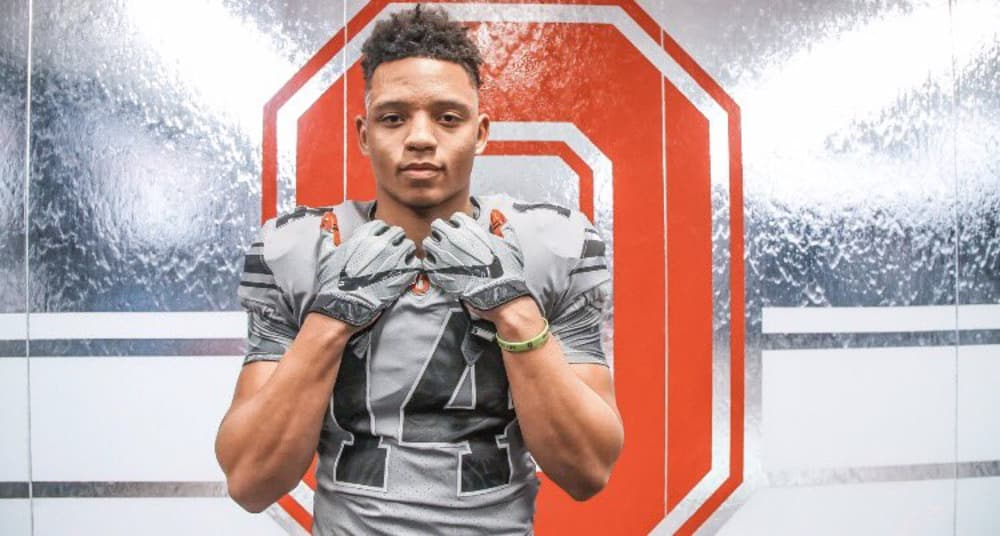 Ronnie Hickman-Ohio State-Buckeyes-Ohio State football