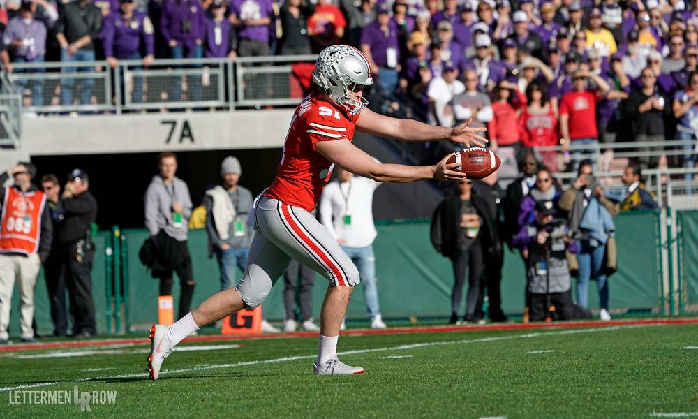 Drue Chrisman-Ohio State-Buckeyes-Ohio State football