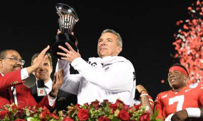 Urban Meyer - ohio state football-rose bowl
