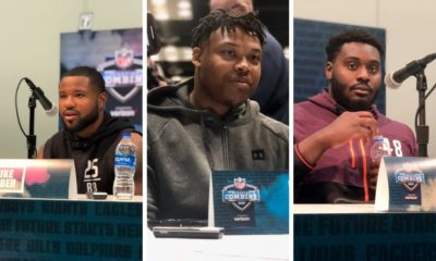 ohio state-mike weber-michael jordan-isaiah prince- nfl combine