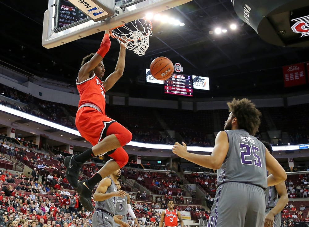 Andre Wesson-Ohio State-Buckeyes-Ohio State basketball