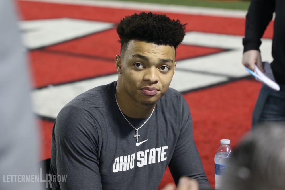 Justin Fields-Ohio State-Buckeyes-Ohio State football