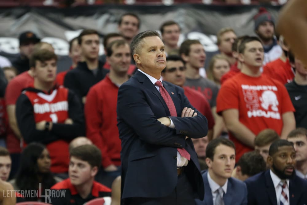 Ohio State basketball-Chris Holtmann-NCAA Tournament-Bracketology-Ohio State hoops-Ohio State schedule-Ohio State Buckeyes-Buckeyes-Ohio State
