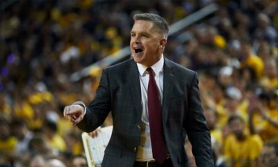 chris holtmann-ohio state men's basketball-buckeyes
