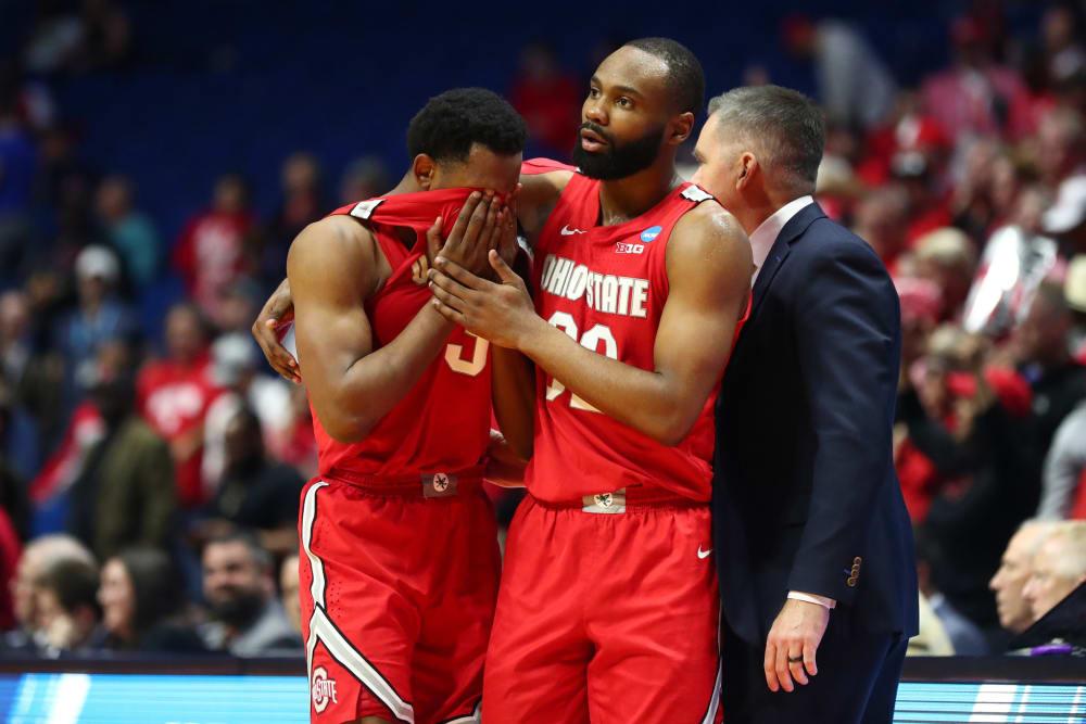 C.J. Jackson-Keyshawn Woods-Ohio State-Buckeyes-Ohio State basketball
