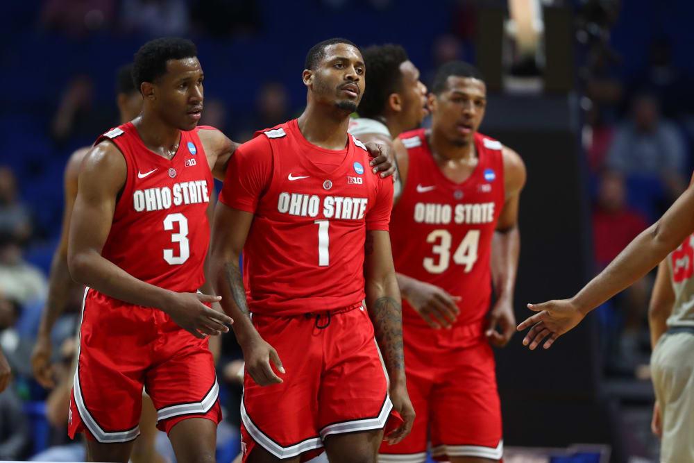 Luther Muhammad-Ohio State-Buckeyes-Ohio State basketball