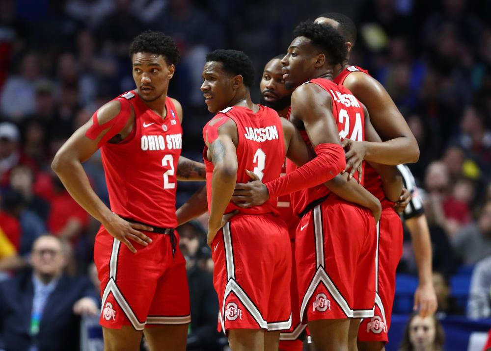 Ohio State-Buckeyes-Ohio State basketball-NCAA Tournament