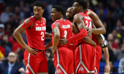 Ohio State-Buckeyes-Ohio State basketball-NCAA Tournament