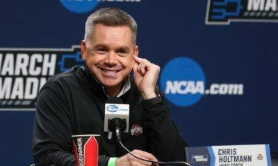 Ohio State basketball-Iowa State basketball-Chris Holtmann-NCAA Tournament-Chris Holtmann-time-channel-tipoff
