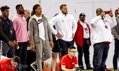 Nick Bosa-Ohio State football-Ohio State Buckeyes-NFL Draft-Ohio State-Buckeyes