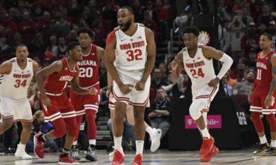 Keyshawn Woods-Ohio State-Buckeyes-Ohio State basketball