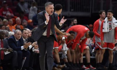 chris holtmann-ohio state-buckeyes