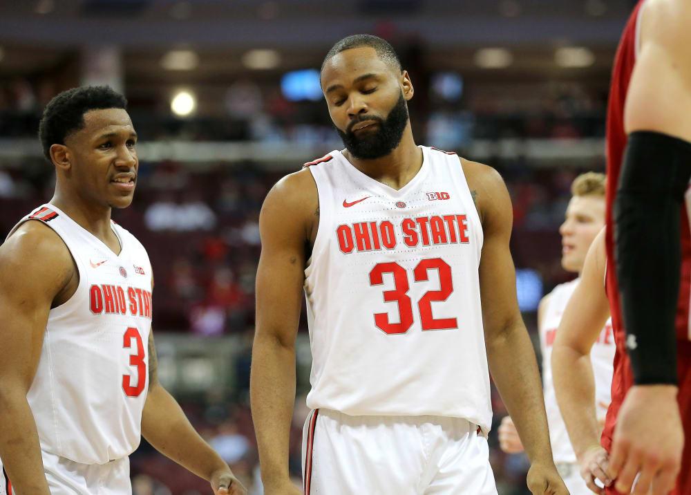 Ohio State basketball-Ohio State Buckeyes-Ohio State-Buckeyes-NCAA Tournament-Bracketology