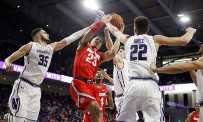 Jaedon LeDee-Ohio State-Buckeyes-Ohio State basketball