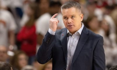 chris holtmann-ohio state-men's basketball-buckeyes