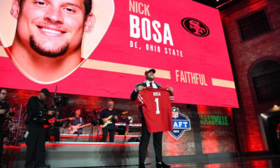 Nick Bosa-Ohio State-Buckeyes-Ohio State football