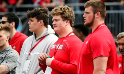 michael carmody-trey leroux-jakob james-ohio state recruiting
