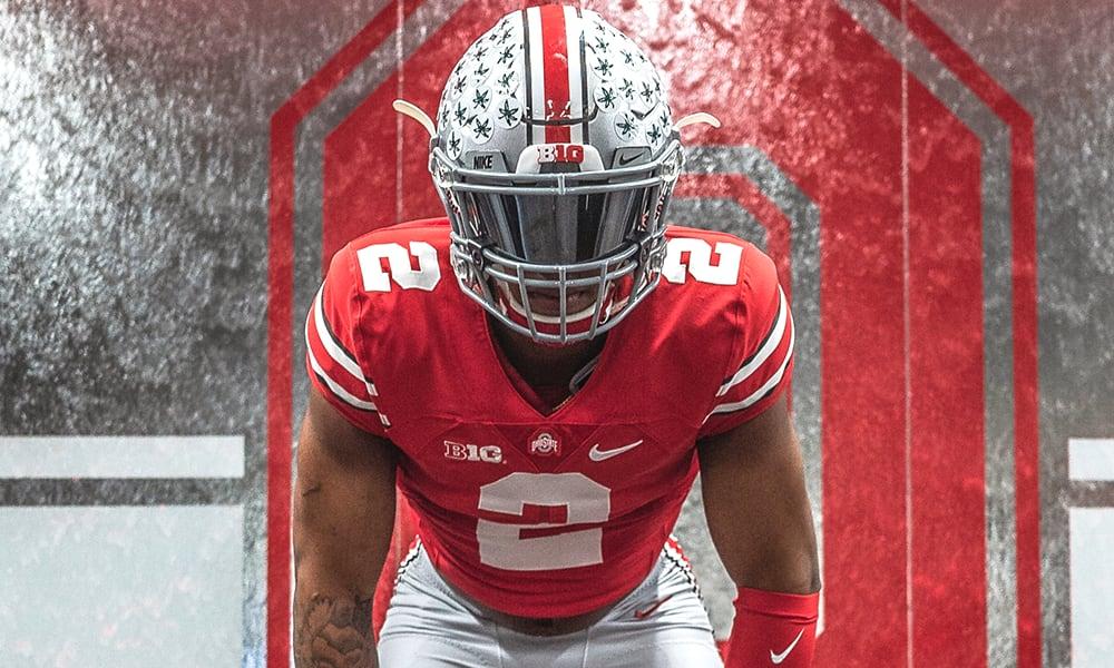 Kendall Milton-Ohio State recruiting-Ohio State football-Ohio State Buckeyes-Ohio State-Buckeyes