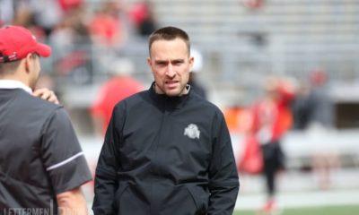 Jeff Hafley-Ohio State football-Ohio State Buckeyes-Ohio State-Buckeyes