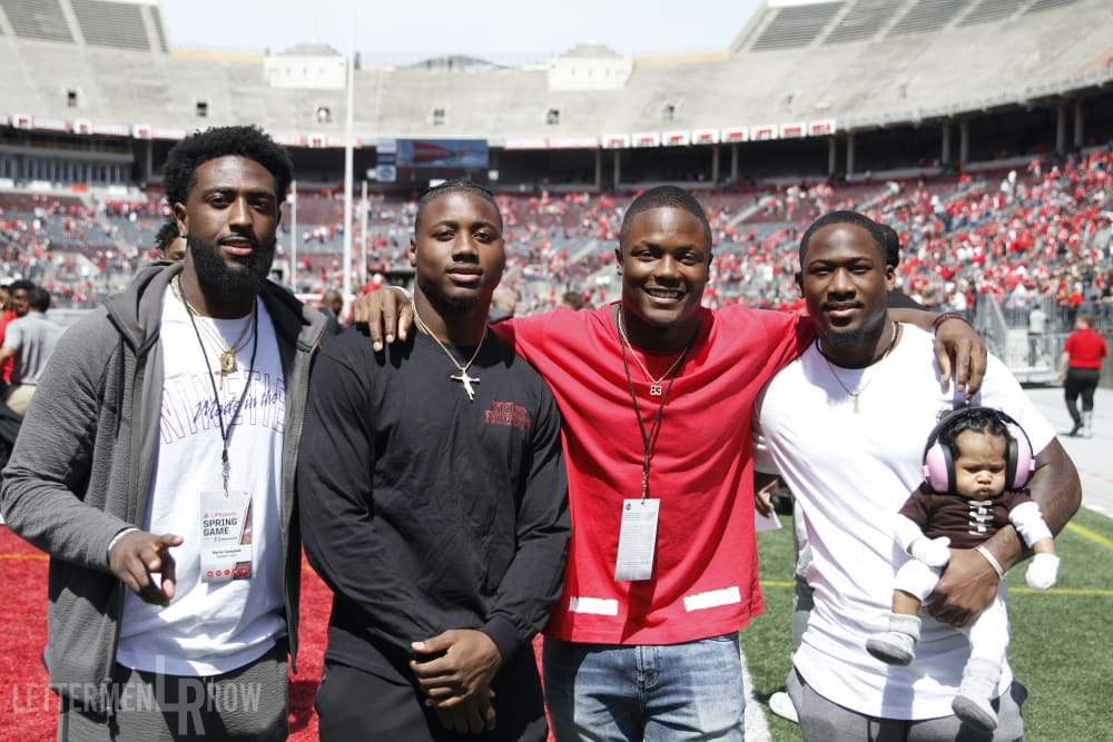Ohio State-Parris Campbell-Johnnie Dixon-Curtis Samuel-Terry McLaurin