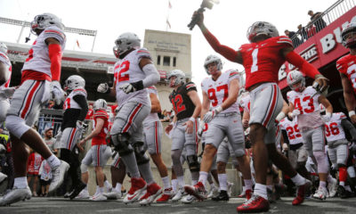 Ohio State-Buckeyes-Ohio State football-spring game