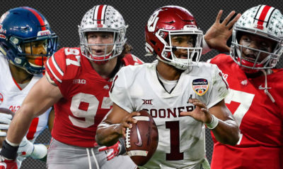 ohio state football-nfl draft-mock draft