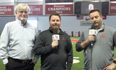 ohio state football-spring practice-lettermen live