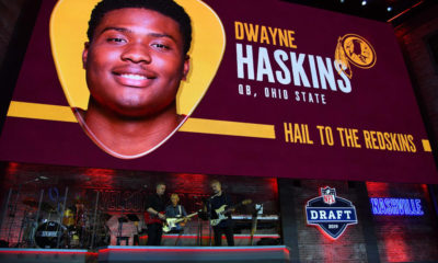 Dwayne Haskins-Ohio State football-Ohio State Buckeyes-2019 nfl draft-contract-Ohio State-Buckeyes
