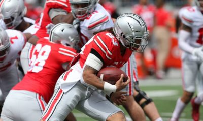 Marcus Crowley-Ohio State-Buckeyes-Ohio State football