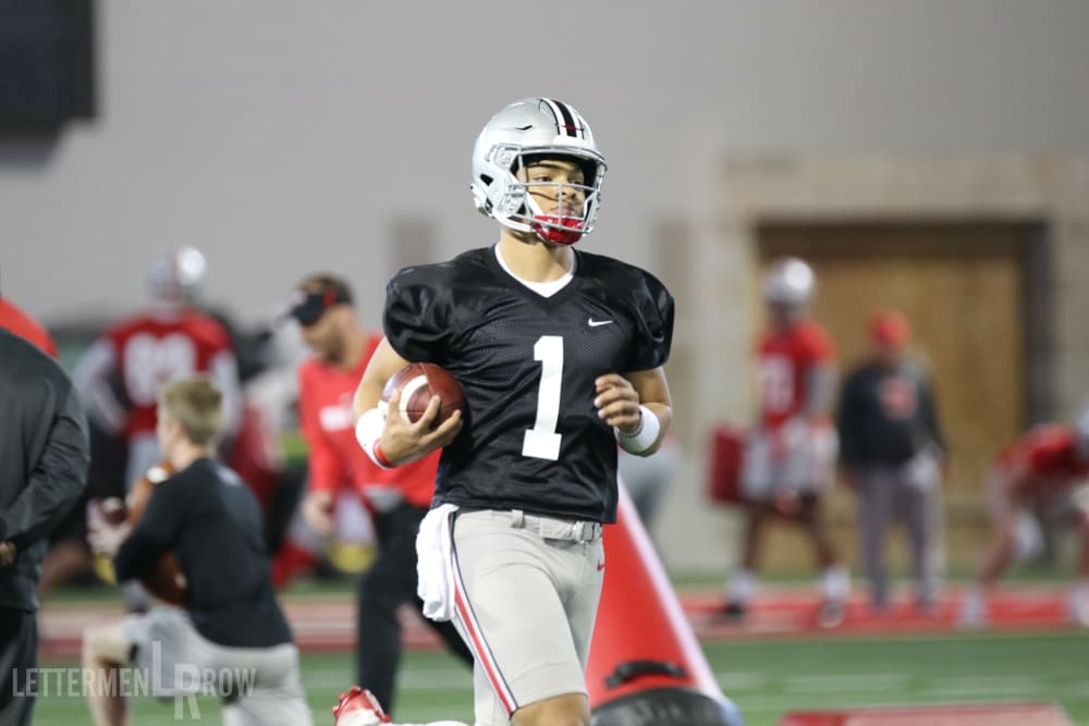 Ohio State-Justin Fields-Ohio State football-Buckeyes