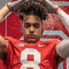 lathan ransom-ohio state football-ohio state buckeyes-ohio state recruiting-ohio state-buckeyes-class of 2020