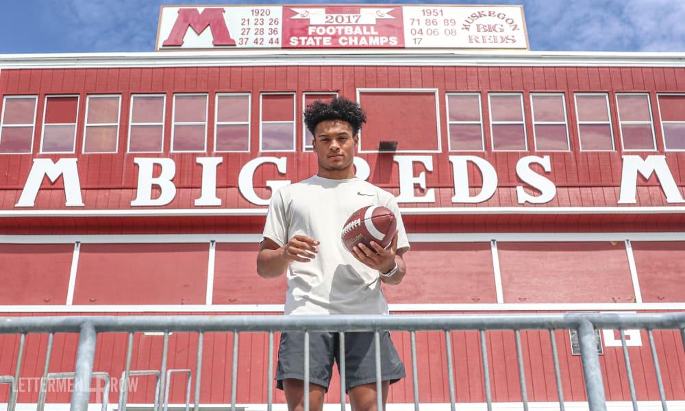 Cameron Martinez-Muskegon-Ohio State-Buckeyes-Ohio State football