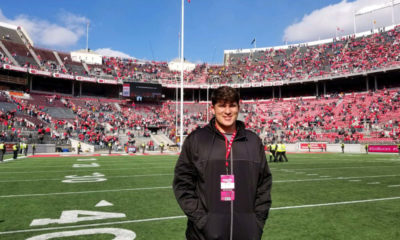 Josh Fryar-Ohio State football-Ohio State Buckeyes-Ohio State-Buckeyes-Class of 2020