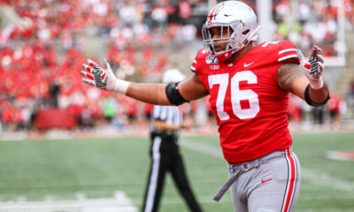 Branden Bowen-Ohio State-Buckeyes-Ohio State football
