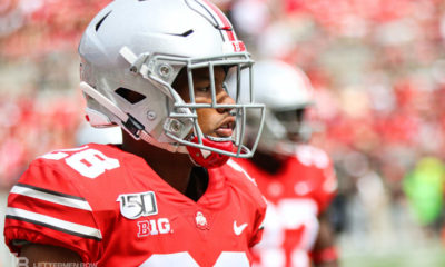 Isaiah Pryor-Ohio State-Buckeyes-Ohio State football