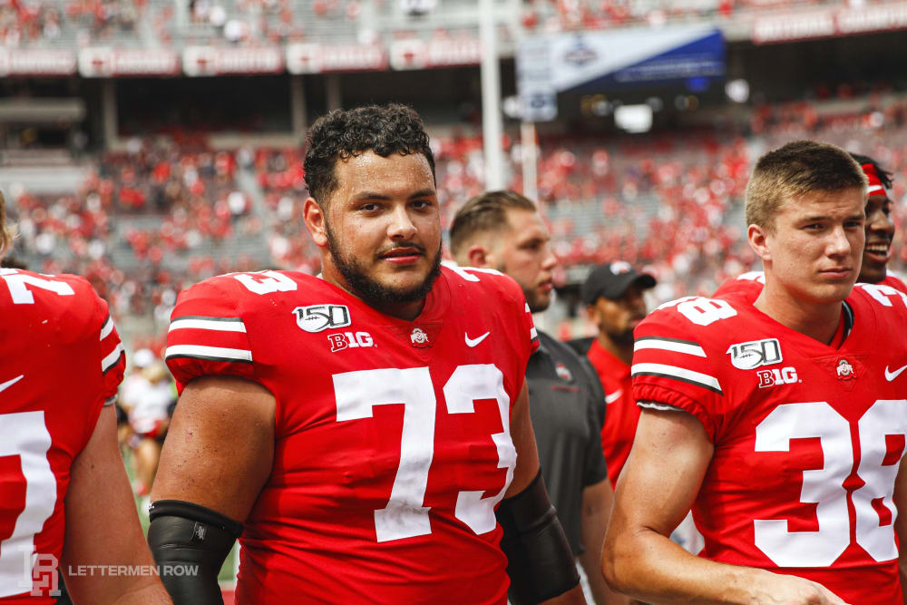 Jonah Jackson-Ohio State-Buckeyes-Ohio State football